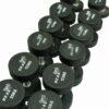 10kg rubber dumbbell