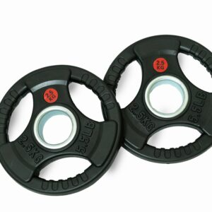rubber weighted plate 2.5kg